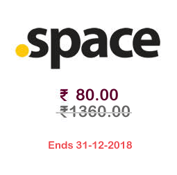 Domain Promo .space